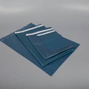 Glossy Blue Mailers
