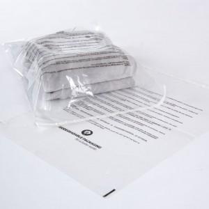 Bio Multilingual Peel and Seal Safety Bag