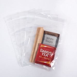 Clear Grip Seal Bags