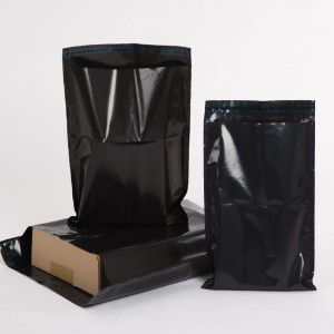 Extra Strong Black Mailing Bags