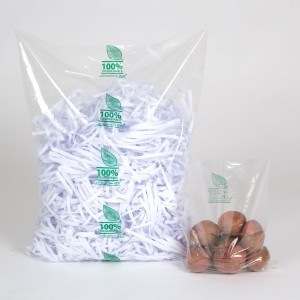 100% Recycled Packing Bags